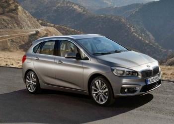 BMW 2 Active Tourer er en crossover på Mini-platformen, og forhjulstrukket. Nu venter vi bare på en 4WD-udgave.