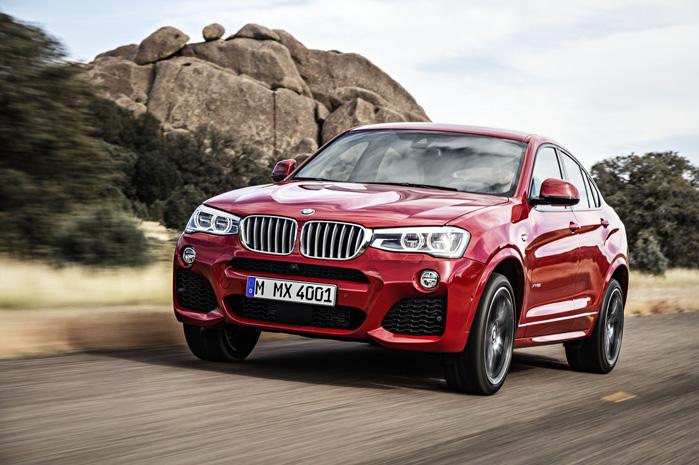 Vulgære luftindtag og i det hele taget fuld skrue på macho-signalerne skal nok få fat i nakken på BMW's yngre publikum
