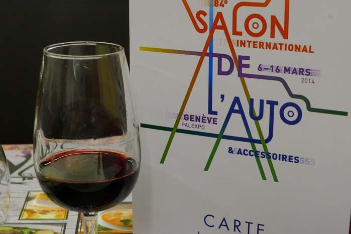 Salon de l'auto i Genèves Palexpo udstillingskompleks er ganske enkelt nye biler a la carte.