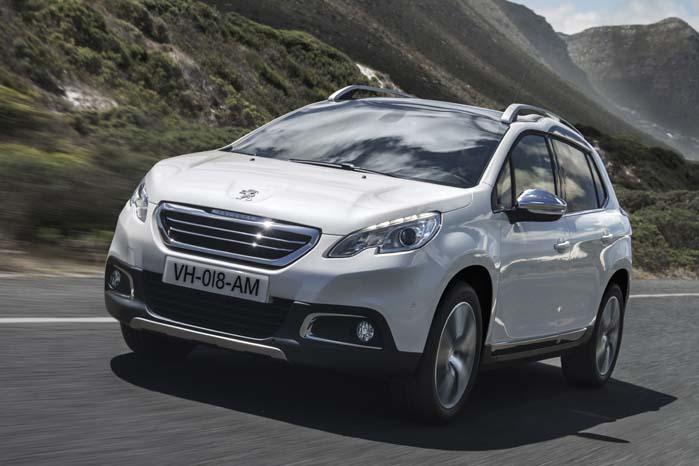 Som familiebil, varebil og nu også som Dakar-bil.