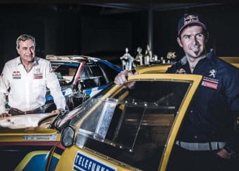Med Carlos Sainz og Cyril Despres har Peugeot fået kompetente og erfarne folk bag rattet i de kommende 2008 DKR-udgaver.