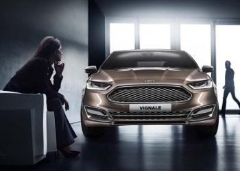 Ford vil i næste uge afsløre flere detaljer om den kommende Mondeo Vignale.