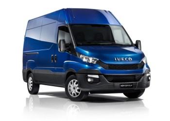 Hele 20 kubikmeter bliver der plads til i den største udgave en den nye Iveco Daily, der kommer på gaden i juni