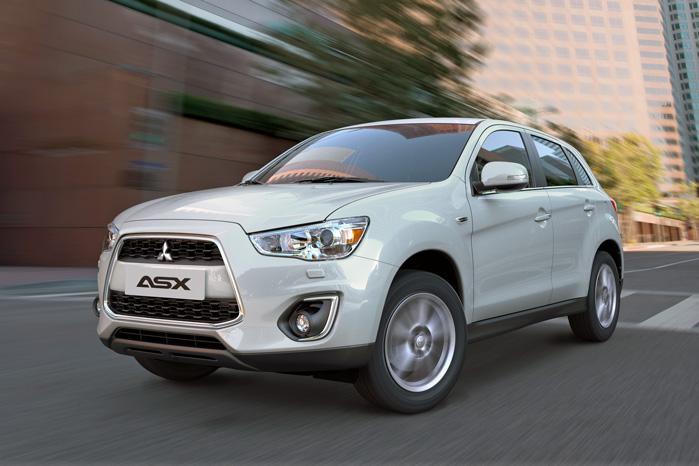Mitsubishi ASX har fået et diskret facelift, men frem for alt holder den priserne nede på et stykke alsidigt transport, som traditionelt er bygget i pålidelig kvalitet