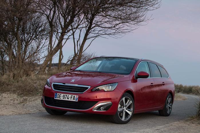 Peugeots firmasnit er nu fuldendt med den samme falsede motorhjelm og frejdigt appellerende ansigt på alle modeller