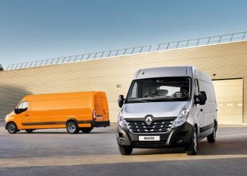 Skal Renault Master i fremtiden klones med Mercedes Sprinter og produceres i Tyskland?