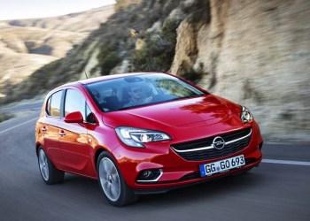 Sådan ser den ud, Opels nye generation af superminien Corsa.