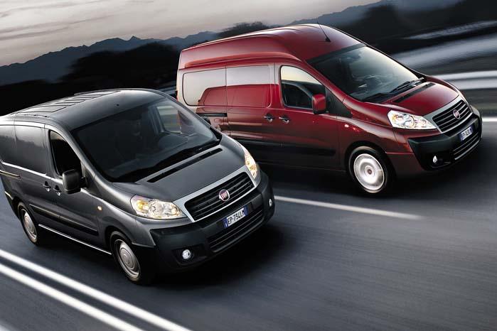 Fiat trækker Scudo ud af samarbejdet med PSA og fortsætter det hos Renault