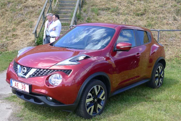Nissan har opdateret den kompakte Juke og sat den til interessante kampagnepriser.