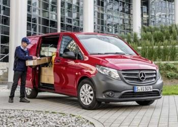 Mercedes-Benz præsenterede i aftes den nye Vito-generation i Berlin.
