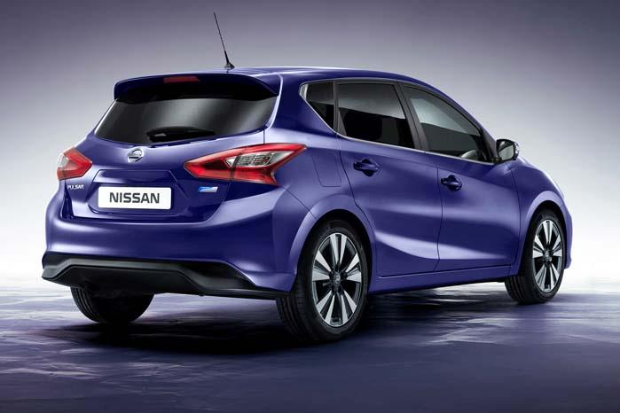 Når Nissan Pulsar kommer til Danmark, konfronteres den ikke kun med Focus og Golf, men også med modeller fra Toyota, Peugeot, Citroën , Hyundai, Kia, Seat, Skoda og Renault.