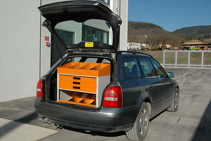 Man behøver ikke at være en stor kassevogn for at have behov for lidt orden i systemet.