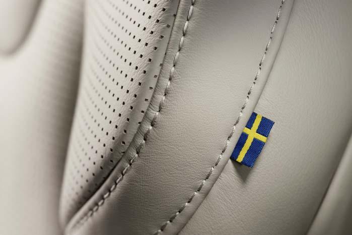 Det kommer ikke til at skorte på svensk kvalitet og finish i den næste XC90.