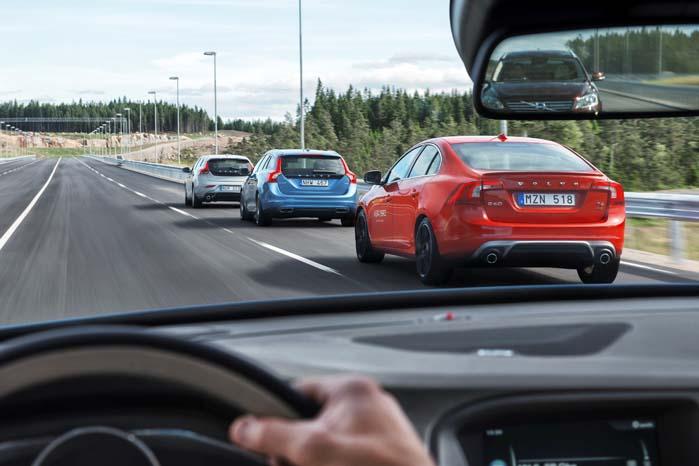 Uanset om en Volvo anno 2020 færdes i tæt bytrafik eller på en flersporet motorvej, skal bilens passagerer være beskyttet mod at blive involveret i en trafikulykke.
