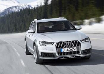 Audi A6 Avant Quattro er ikke bare en mesterbil i businessklasse, men kan også gøre sig fint mellem gule nummerskilte.