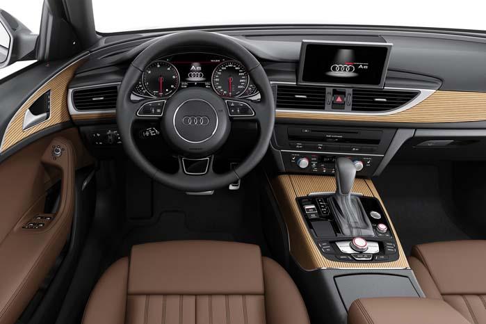 En varebil behøver ikke at være skrabet som et skoldet hakkebrædt, men kan som her byde på indretning i topklasse.