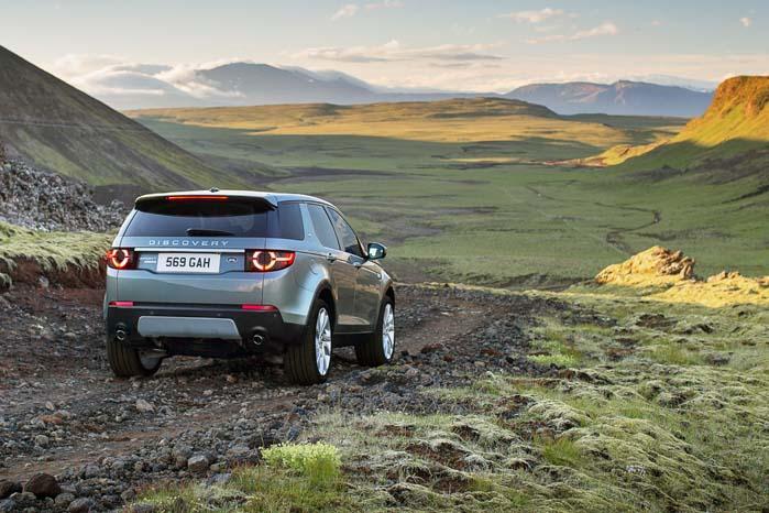 Land Rover har omsider set lyset og fornyet modelprogrammet nedad med Discovery Sport som ny indstigningsmodel - men der kunne sagtens være en mere under denne.