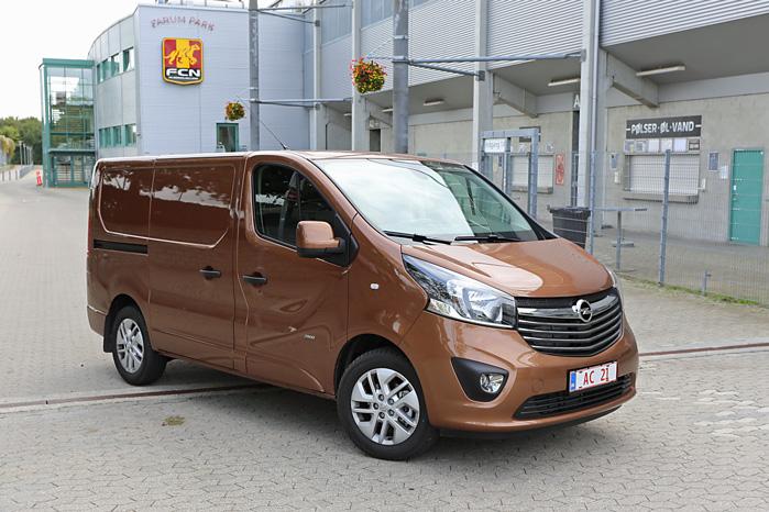 Opel skal bygge PSA-varebiler i Luton i stedet for Renault'er