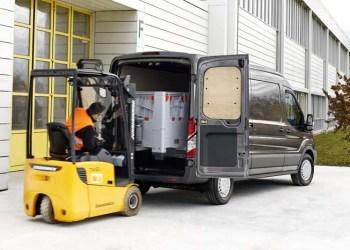 DTL arbejder for at få ryddet op omkring kurér- og varetransport med biler op til 3,5 tons.