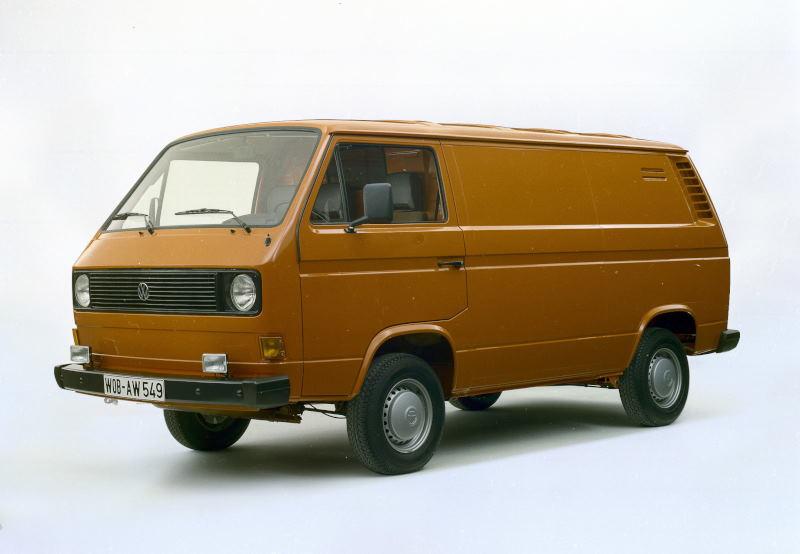 T3-modellen blev den sidste med aner fra det oprindelige koncept, det vil sige hækmotor og baghjulstræk.
