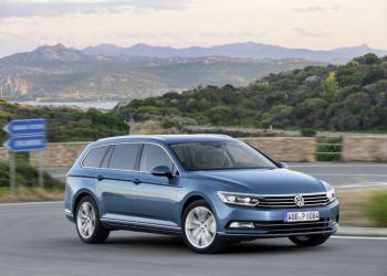 VW Passat er Car Of The Year 2015 - årets bedste bilnyhed i Europa.