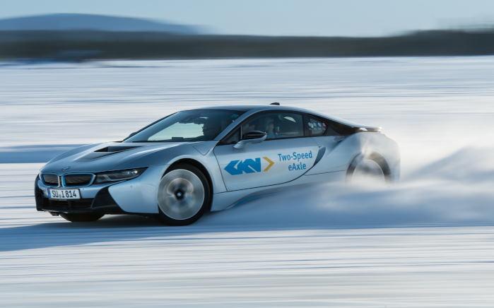 Det er ikke kun topudstyrede luksusbiler som BMW i8, der tilgodeses med den nye GKN-teknologi, den kan også komme små biler til gode.