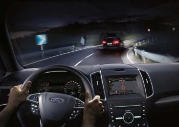 Med Intelligent Speed Limiter kan bilisten koncentrere sig om trafikken uden at overskride fartgrænsen.