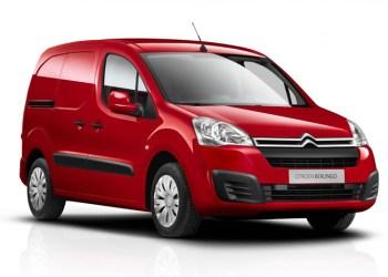 PSA har netop vist den faceliftede Citroen Berlingo / Peugeot Partner på en messe i England. Det bliver den sidste uden den nye trilligebror, Opel Combo