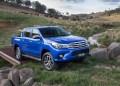 Den ellers usårlige Toyota Hilux er gledet en plads ned på listen