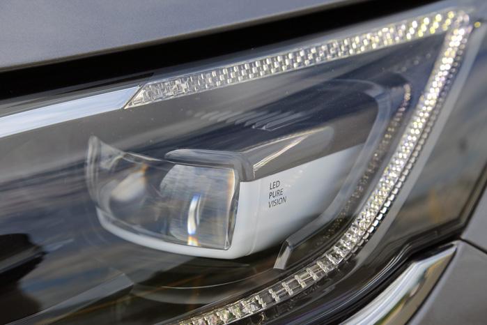 LED-lygter er standard uanset om du vælger Life eller Zen-varianten