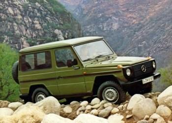 Mercedes Geländewagen har været i produktion siden 1979, og på trods af større krav til både sikkerhed og forurening lover Mercedes, at den vil fortsætte længe endnu.