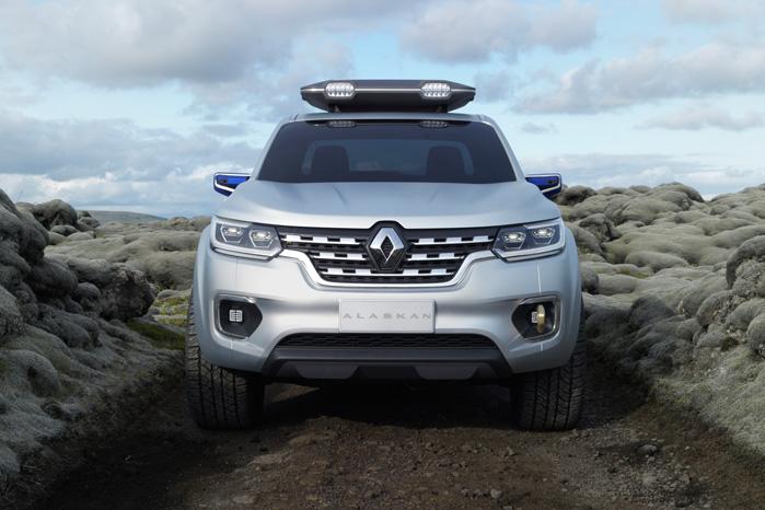 Renaults designere har taget endnu en eksisterende succes og tilpasset den Renaults look i en særdeles bredskuldret udgave