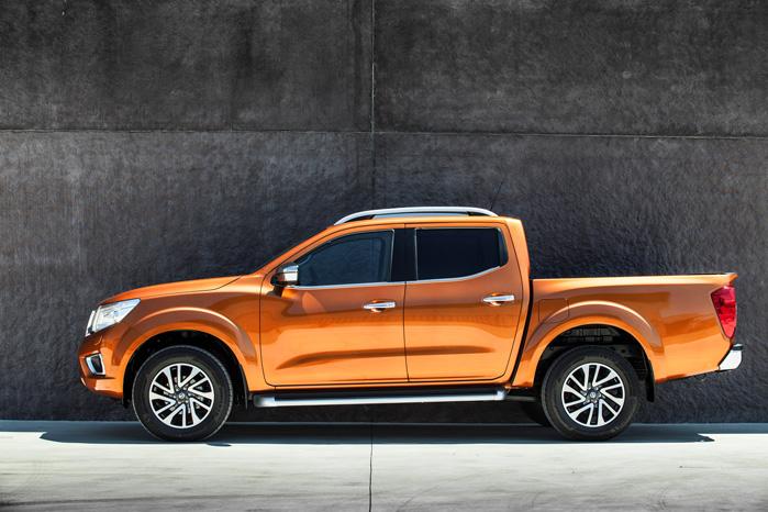 Nissan Navara revolutionerede det mellemstore pickup-segmetn med sin multilink bagaksel. Det giver pote på salgslisterne