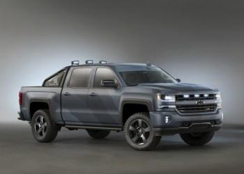 Velkommen til en stor fed omgang America – Chevrolet Silverado Special Ops.