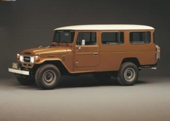 Toyota Land Cruiser HJ47 fra 1979