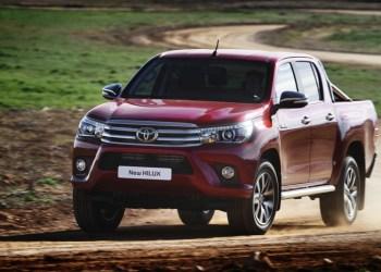 Godt og råt nyt fra verdens mest succesrige arbejdshest, Toyota Hilux med ny 2,4-liters diesel
