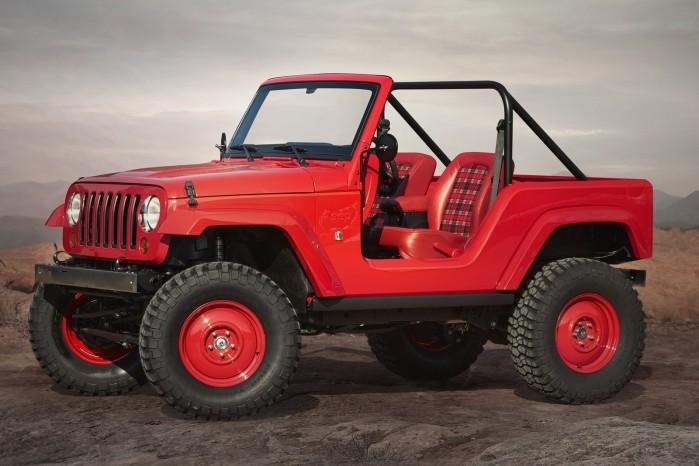 Jeep Shortcut Concept