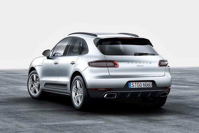 Porsche downsizer