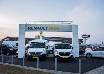 Renault satser voldsomt på at blive Danmarks største varebilsmærke. Pro+ Specialist-ordningen er næste skridt på vejen