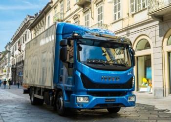 Fra 1. juli må lastbiler køre lige så hurtigt som personbiler i byzoner