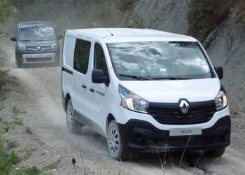 Kan man forestille sig, at dieselskrækken lægger en benzinmotor i en Renault Trafic?