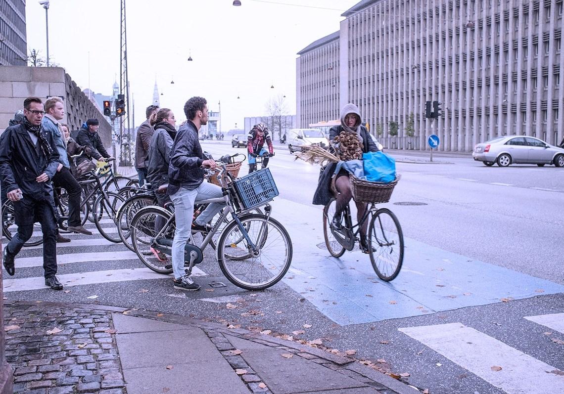 En ny undersøgelse viser, at cyklisterne opfattes som de værste trafikanter. Varebilschauffører er bedst
