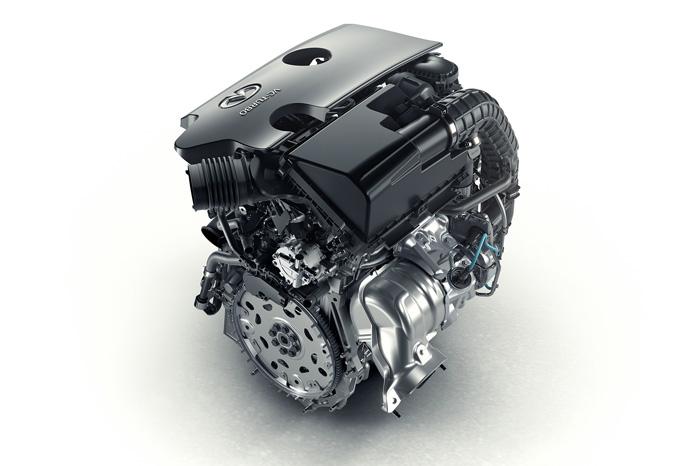 Den ligner en almindelig motor, men indeni er der nærmest to forskellige motorer