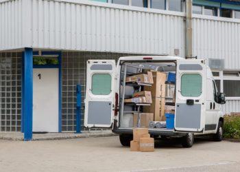 Sådan har man ikke lyst til at finde sin varebil. Alene på Sydsjælland er indbrud i varebiler steget næsten 80 procent de sidste to år.