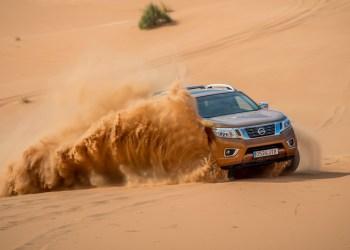 Når Nissan inviterer på legestue i Marokkos ørken, så leger man