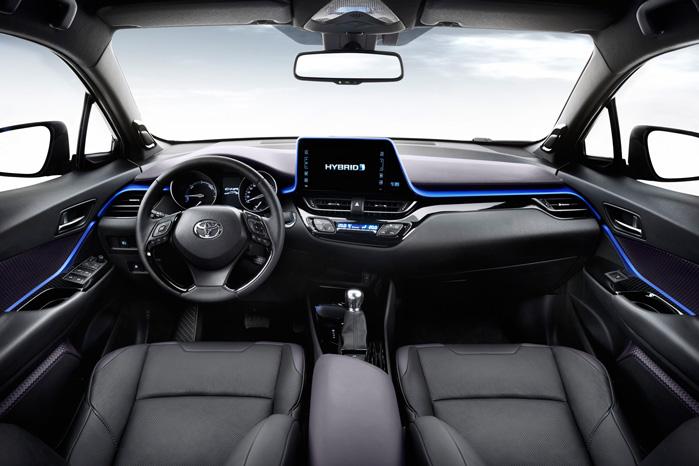Man er tilbøjelig til at give Toyotas danske pressechef ret, når han kalder interiøret for det mest vellykkede nogensinde i en Toyota