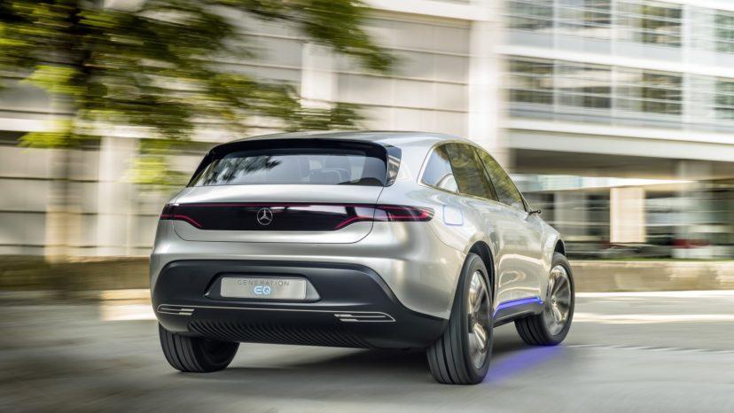 Mercedes vil investere næsten 75 milliarder kroner i elektriske biler frem mod 2025.