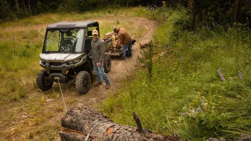 Det er et no go, at kalde denne ATV for Defender, hvis man spørger Land Rover - det samme mener den europæiske domstol også.