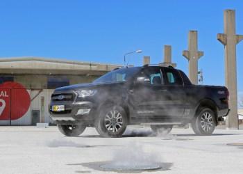 Ford Ranger er best in Class blandt pickupperne, når det handler om udstråling og storbymanerer