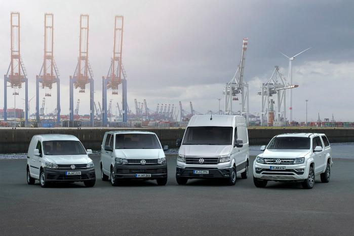 Salget af nye varebiler er steget i EU efter en april med markante fald